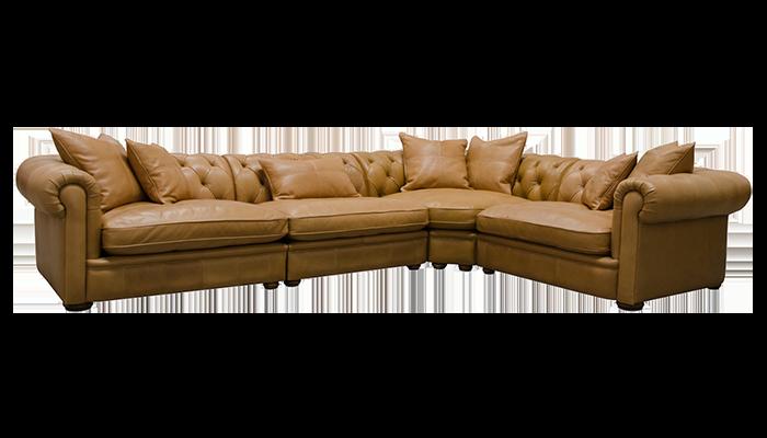 4 Piece Corner Sofa