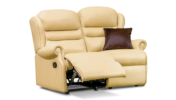 Small 2 Seater Manual Recliner