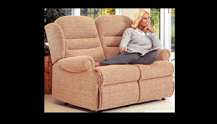 Standard 2 Seater Fixed Sofa