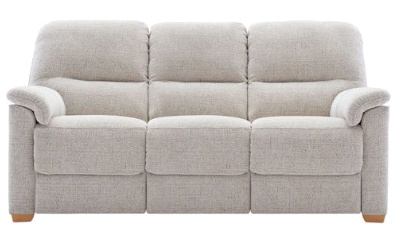 FIXED 3 SEATER SOFA - B GRADE