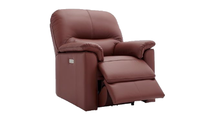 POWER RECLINER CHAIR - B GRADE