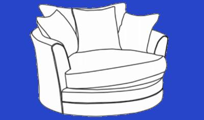 Medium Twister Chair