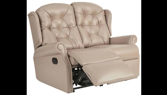 2 Seat Reclining Settee C