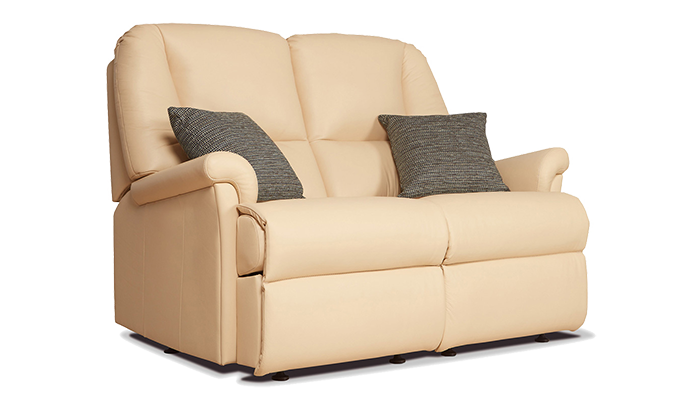Fixed 2 Seater Sofa