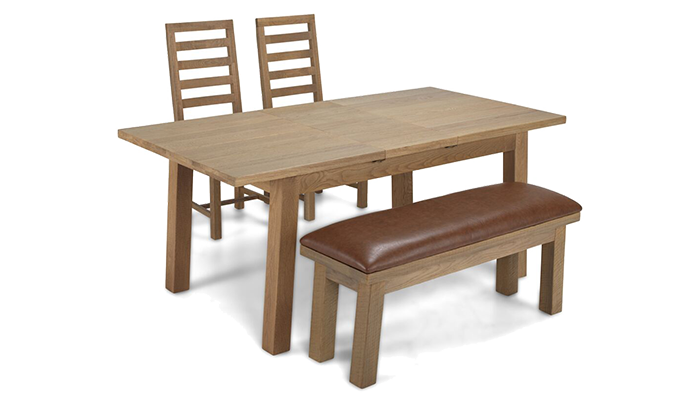 Ext Table 2 Chairs & Bench