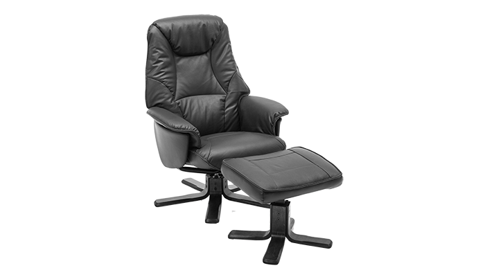 Swivel Chair (fabric)