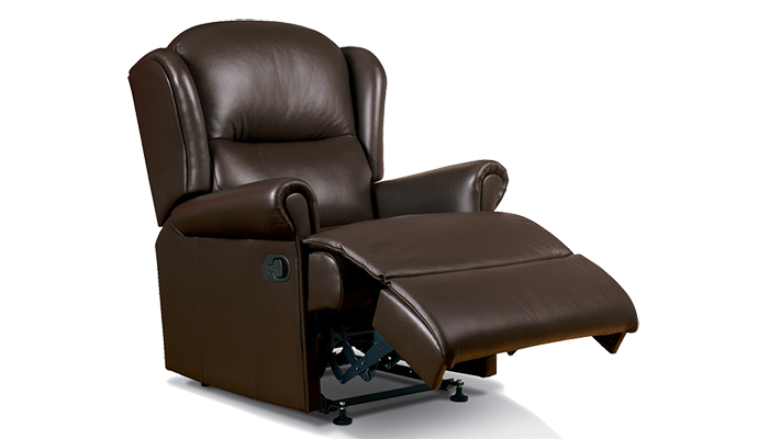 Small Manual Recliner