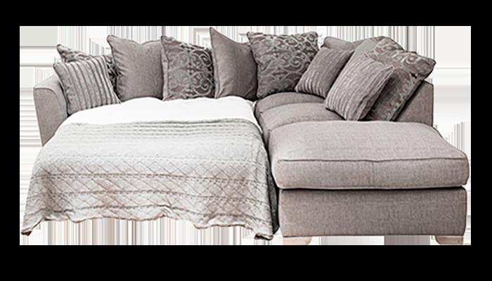 Chaise Corner Sofa Bed
