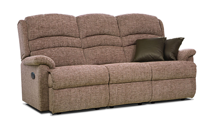 3 Seater Powered Recliner Sofa