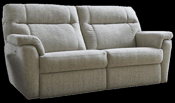 3 Seater Manual Recliner Sofa