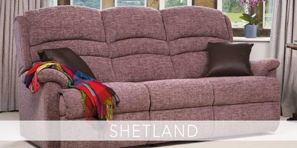 Shetland Fabric Banner