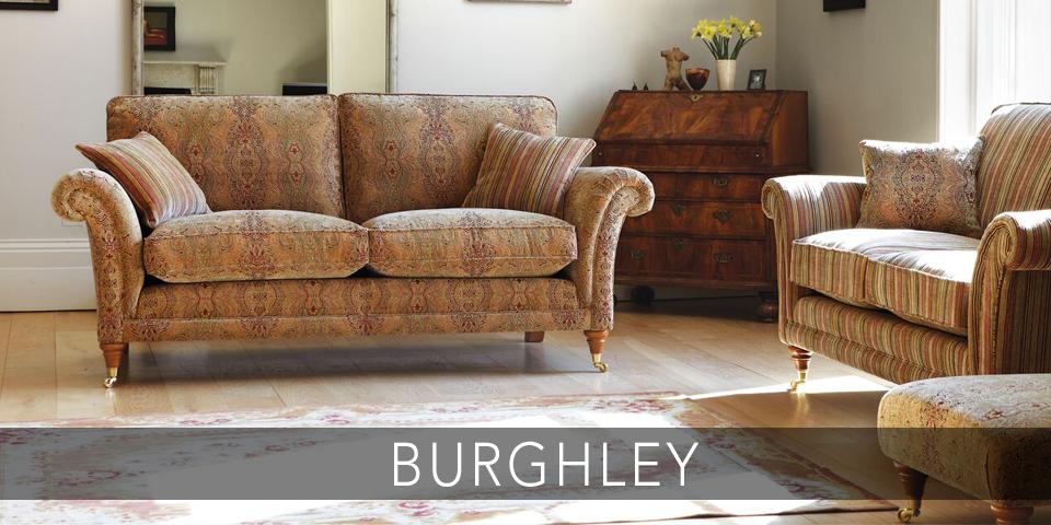 Burghley Banner