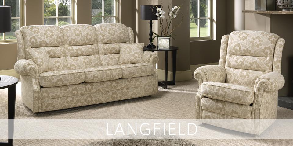 Langfield Banner