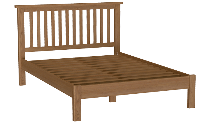 Bedsteads - Double (Wooden)
