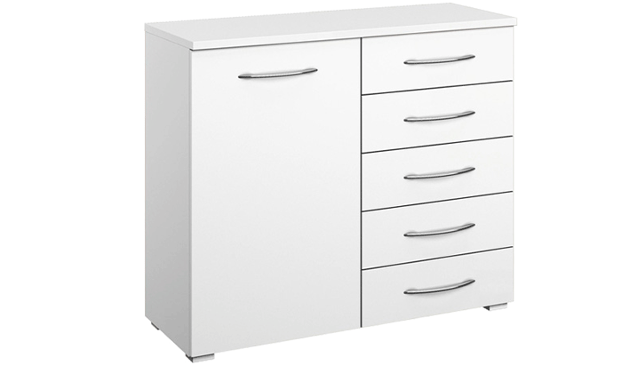 Combination Cupboard-5 Drawer