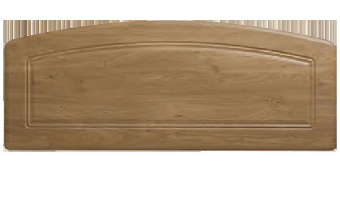 Belmont Oak Single 90cm Headboard