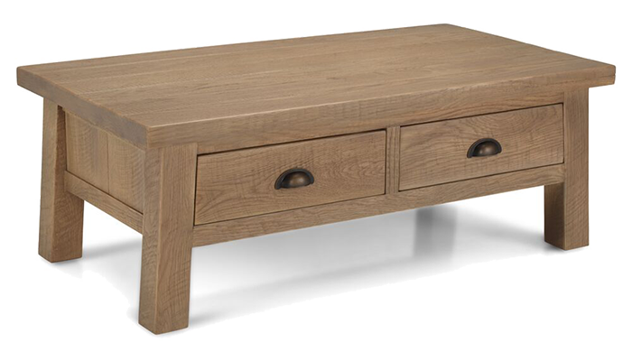 Coffee Table & Drawers