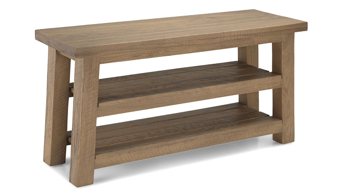 Media Shelf Unit