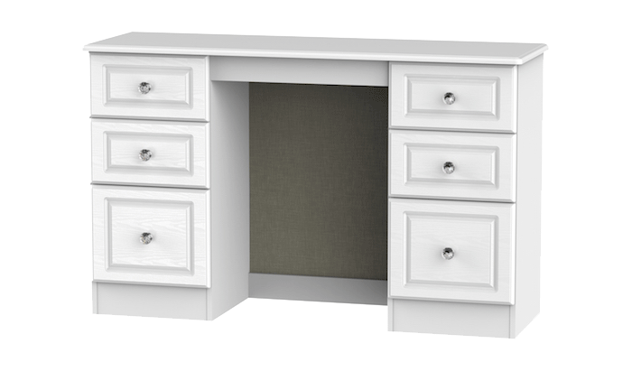 Kneehole Dressing Table