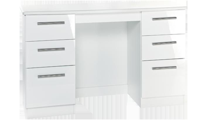 Kneehole Dresser