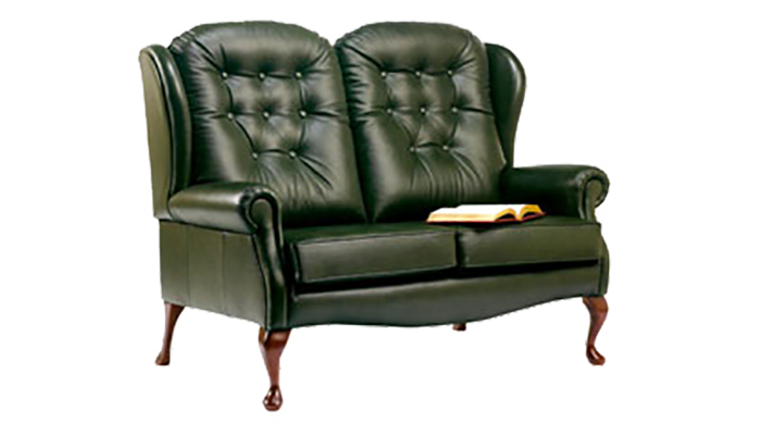 2 Seater Sofa on Legs