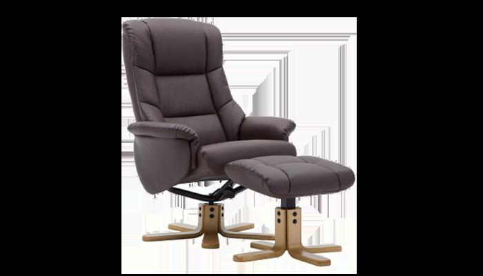 Swivel Chair & Stool