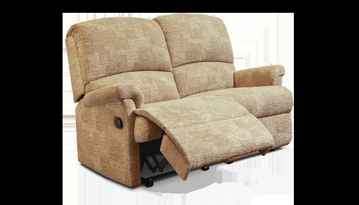 Standard 2 Seater Recliner Sofa