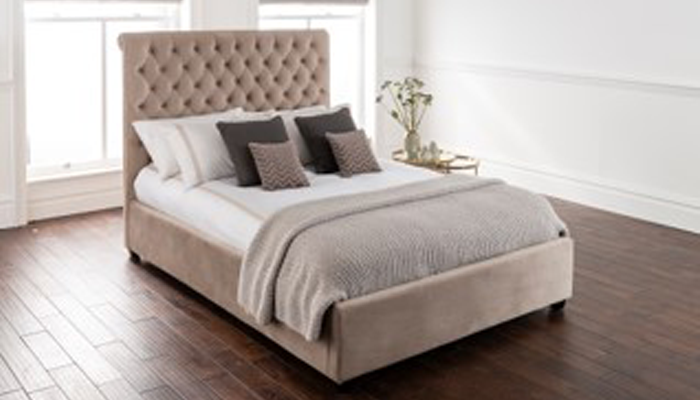 135cm Double Divan with Memory Ortho Mattress