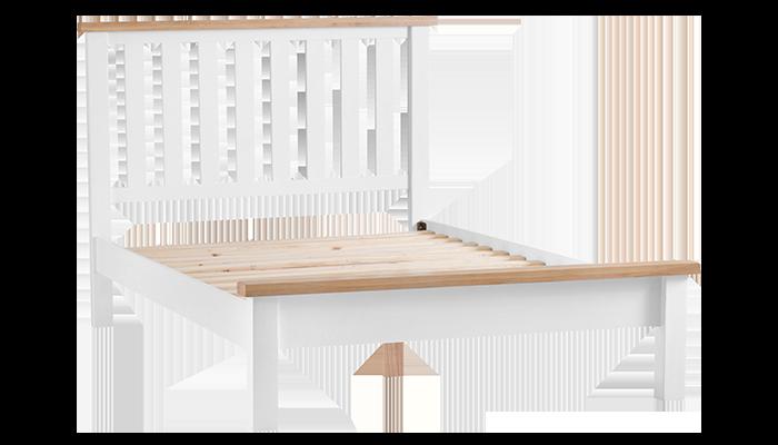 Bedsteads - Kingsize (Wooden)
