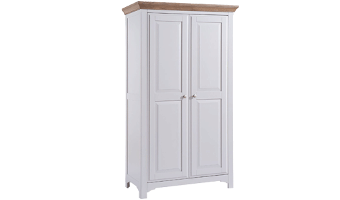 Wardrobes Charlotte 2door
